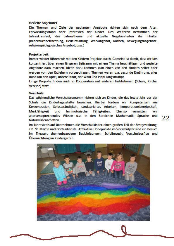 ziele für bewegungsangebote im kindergarten